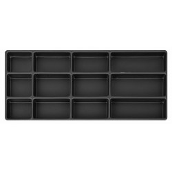 519 SKV6- Bandeja para útiles pequeños 12compartimentos