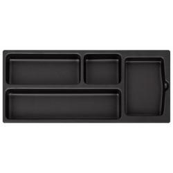 519 SK692V- Bandeja para útiles pequeños 4 compartimentos
