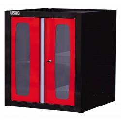 5010 A2- Armario bajo con 2 puertas transparentes