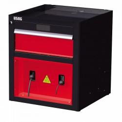 5010 A6- Armario bajo para aire y electricidad