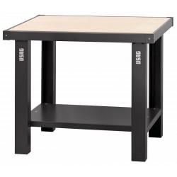 506 A1- Banco de trabajo con mesa de madera