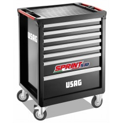 518 SP7V- Carro SPRINT 7 cajones vacío
