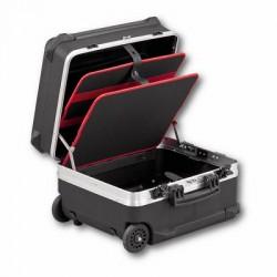 008 V-Maleta de gran capacidad con ruedas (vacia)