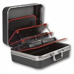 001 PV- Maleta para mantenimiento electrónico y electrotécnico (vacia)