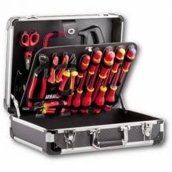 002 TME20- Maleta de ruedas para mantenimiento electrotécnico (20 pzas)