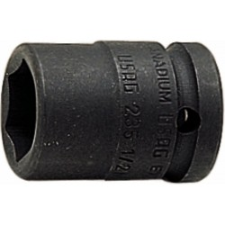 """235 3/8"""" M-Llave de vaso de impacto de boca hexagonal"""
