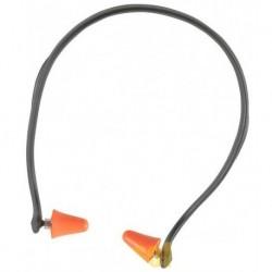 Diadema con tapones anti-ruido