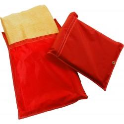 Kit de 2 mantas protectoras ignifugas 550ºC