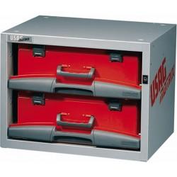 5000 A2- composición con maletas extraíbles