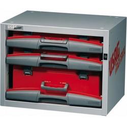 5000 A3- Composición con maletas extraibles
