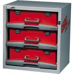 5000 B3- Composición con maletas extraibles