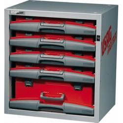 5000 B5- Composición con maletas extraibles