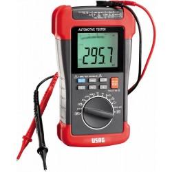 076 F- Multímetro digital para vehículos