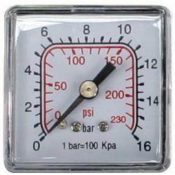 """930 M- Repuesto manómetro para 930 1/4""""-3/4"""""""