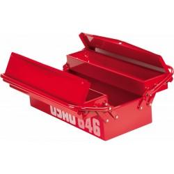 646/3V- Caja extensible de 3 compartimento (vacia)