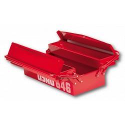 646/3LV- Caja extraible de 3 compartimentos modelo larga (vacia)